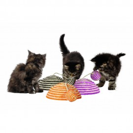 Bobby Tourbillon Sisal Cat Toy