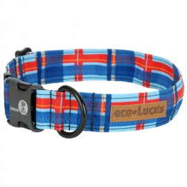 Dublin Dog Hamptons Harbor Eco Lucks Dog Collar