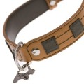Bentley Tan Dog Collar