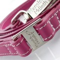 Hamish McBeth Saville Row Pink Leash