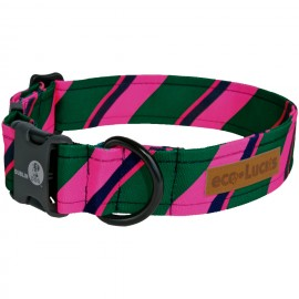 Dublin Dog Ivy League Socialite Eco Lucks Dog Collar