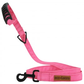 Dublin Dog Pink Eco Lucks Dog Lead