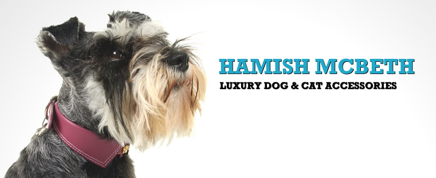 Hamish McBeth Dog and Cat Accessories
