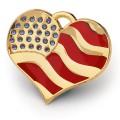 Hamish McBeth USA Gold Dog ID Tag