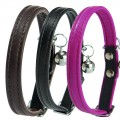 Bobby Escapade Leather Cat Collars